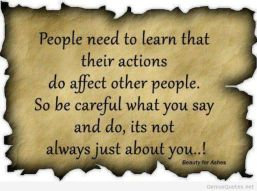 Learn to respect
