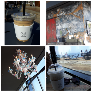 Monsant Cafe - a must to go when in Aewol-Jeju